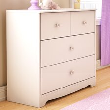 <strong>South Shore</strong> Little Jewel 3 Drawer Chest