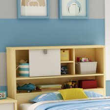 Cookie Twin Bookcase Headboard