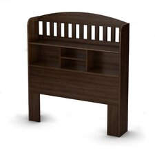 Newton Bookcase Headboard