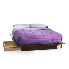 Step One Full/Queen Storage Platform Bed