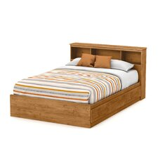 Little Treasures Full Mates Bed with Headboard