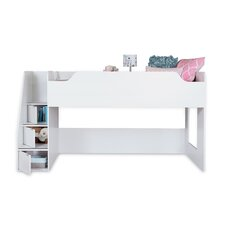 Mobby Twin Loft Bed with Stair