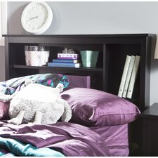 Fusion Twin Bookcase Headboard