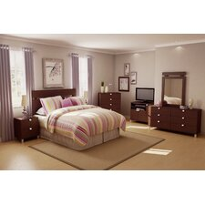 <strong>South Shore</strong> Cakao Panel Bedroom Collection