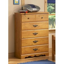 <strong>South Shore</strong> Huntington 5 Drawer Chest