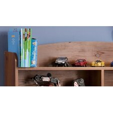 <strong>South Shore</strong> Logik Twin Bookcase Headboard