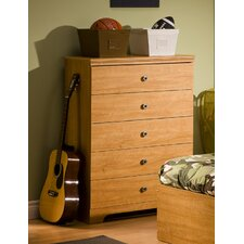 <strong>South Shore</strong> Zach 5 Drawer Chest