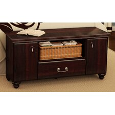 Noble Collection Storage Bench