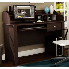 <strong>South Shore</strong> Compact Fit Office Computer Desk