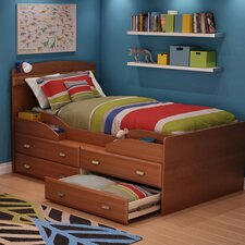 <strong>South Shore</strong> Imagine Twin Captains Bed