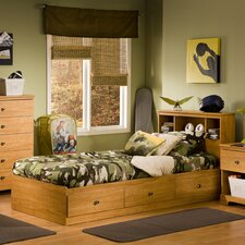 <strong>South Shore</strong> Billy Twin Mates Bed