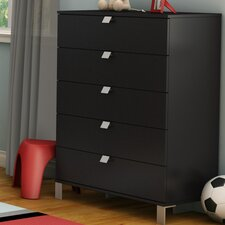 <strong>South Shore</strong> Spark 5-Drawer Chest