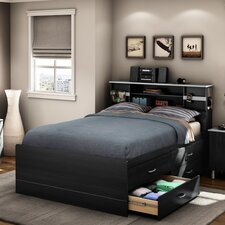 <strong>South Shore</strong> Cosmos Full Storage Platform Bed