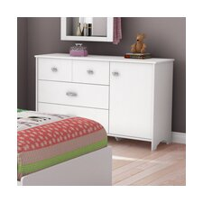 Tiara 3 Drawer Dresser
