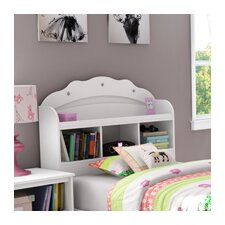 <strong>South Shore</strong> Tiara Twin Bookcase Headboard