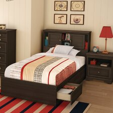 <strong>South Shore</strong> Sebastian Twin Kids Headboard Collection