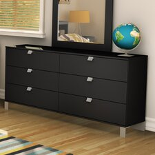 <strong>South Shore</strong> Spark Double 5-Drawer Dresser