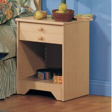 <strong>South Shore</strong> Newton 1 Drawer Nightstand