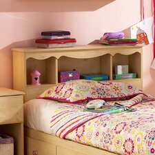 Lily Rose Bookcase Headboard