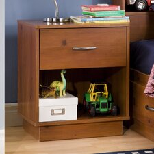 <strong>South Shore</strong> Logik 1 Drawer Nightstand
