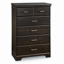 Versa 5 Drawer Chest