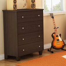 Clever 4 Drawer Room Chest