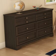 <strong>South Shore</strong> Sebastian 6-Drawer Dresser