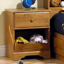 Amesbury 1 Drawer Nightstand