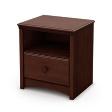<strong>South Shore</strong> Sweet Morning 1 Drawer Nightstand