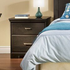 Versa 2 Drawer Nightstand