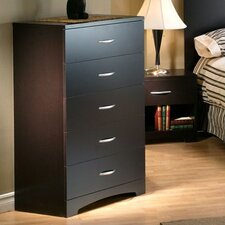 Infinity 5 Drawer Chest