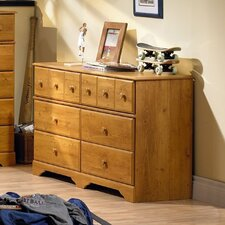 <strong>South Shore</strong> Amesbury 6-Drawer Dresser