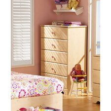 Lily Rose 5-Drawer Chest