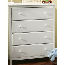 Cotton Candy 4-Drawer Chest