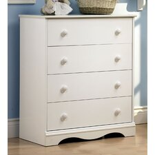 <strong>South Shore</strong> Andover 4-Drawer Chest