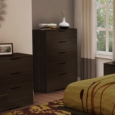 Holland 5 Drawer Standard Chest