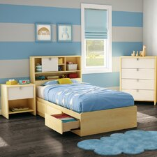 <strong>South Shore</strong> Cookie Twin Storage Bedroom Collection