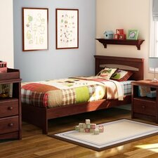 <strong>South Shore</strong> Sweet Morning Twin Panel Bedroom Collection