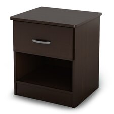 <strong>South Shore</strong> Libra 1 Drawer Nightstand