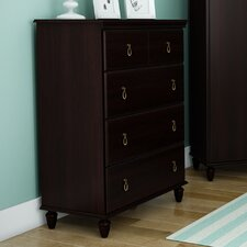 Moonlight 4 Drawer Chest