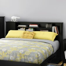 <strong>South Shore</strong> Fusion Full / Queen Bookcase Headboard