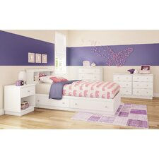 <strong>South Shore</strong> Litchi Twin Mate's Kids Bedroom Collection