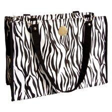 Zebra Open Tote Pet Carrier