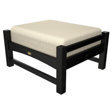Trex Outdoor Rockport Club Ottoman