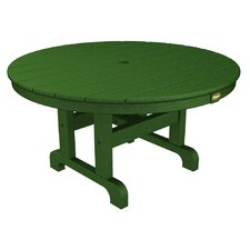 <strong>Trex Outdoor</strong> Trex Outdoor Cape Cod Round Conversation Chat Table