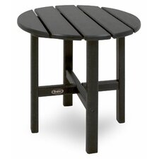 Trex Outdoor Cape Cod Round Side Table