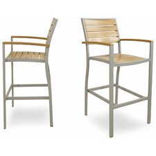 "Ivy Terrace 30"" Barstool (Set of 2)"