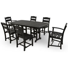 <strong>Ivy Terrace</strong> Ivy Terrace 7 Piece Dining Set