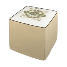Island Long Weekend Ottoman