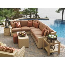 <strong>Tommy Bahama Outdoor</strong> Canberra Surf and Sand Sectional
